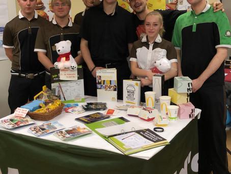 Tag der Offenen Tür an der Susanna-Eger-Schule in Leipzig