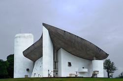 Ronchamp (F), Notre Dame du Haut