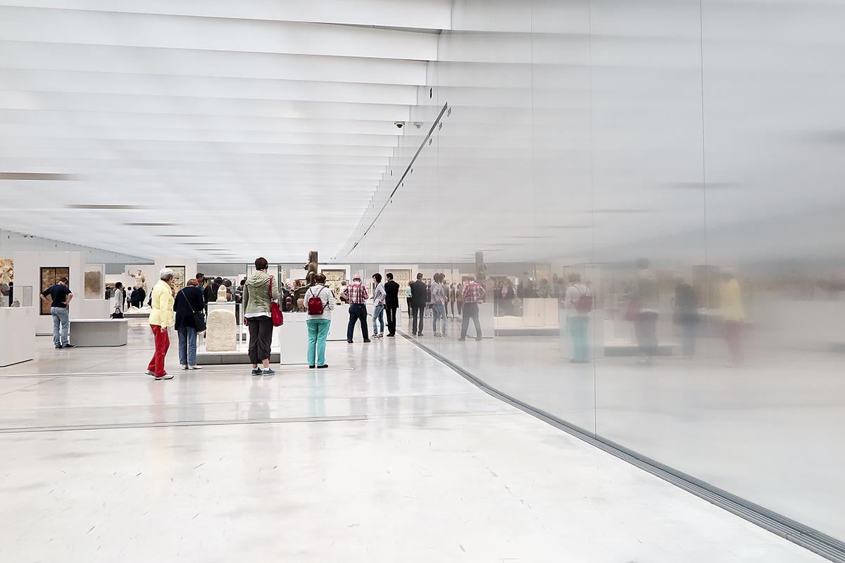 Lens, Musée du Louvre