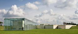 Neuss, Langen Foundation Raketenstation Hombroich