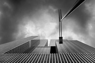 The Rotterdam building