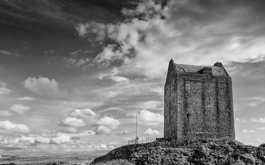 Kelso (Scotland), Smailholm tower
