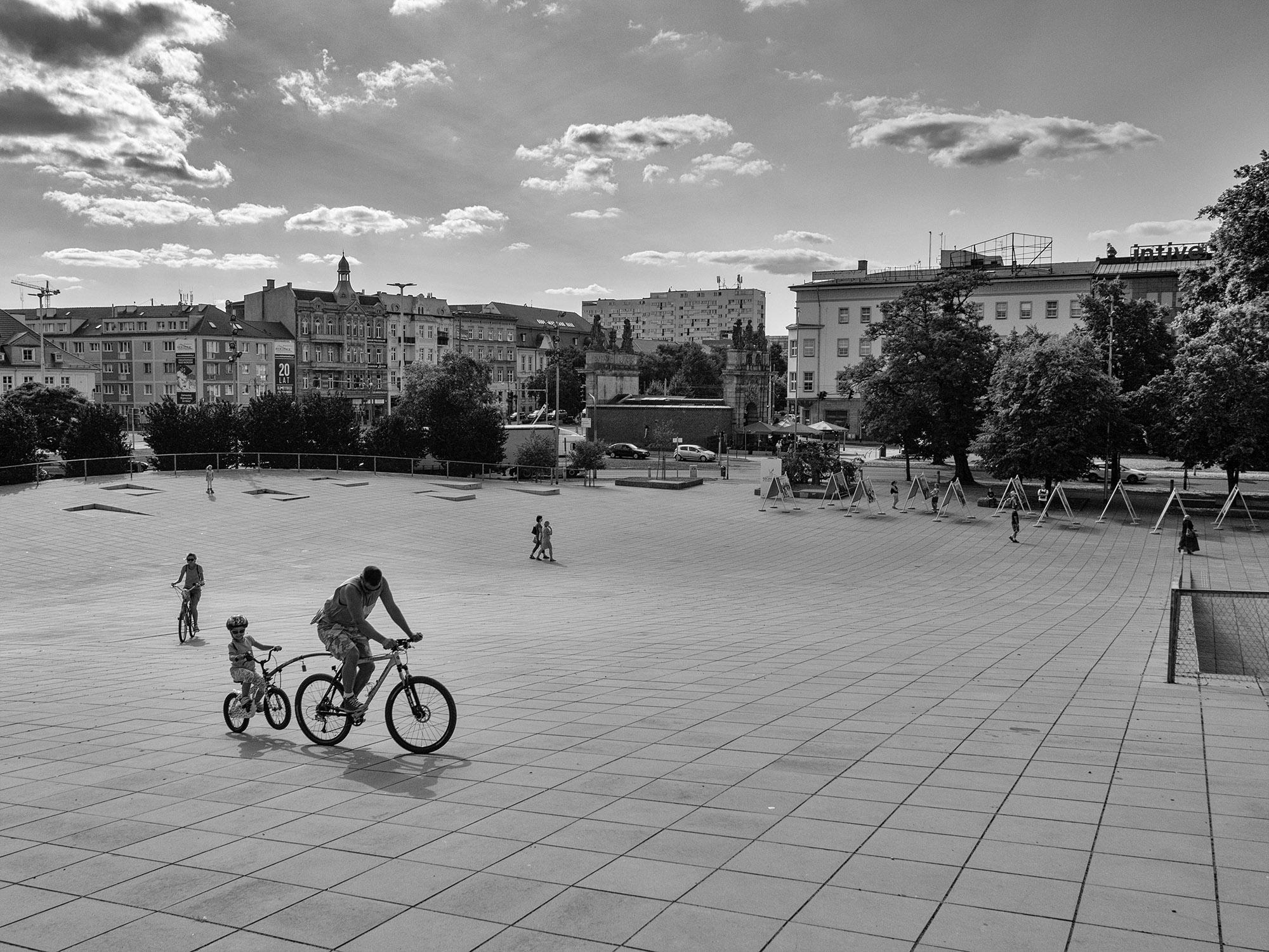 Szczecin, Solidarity square