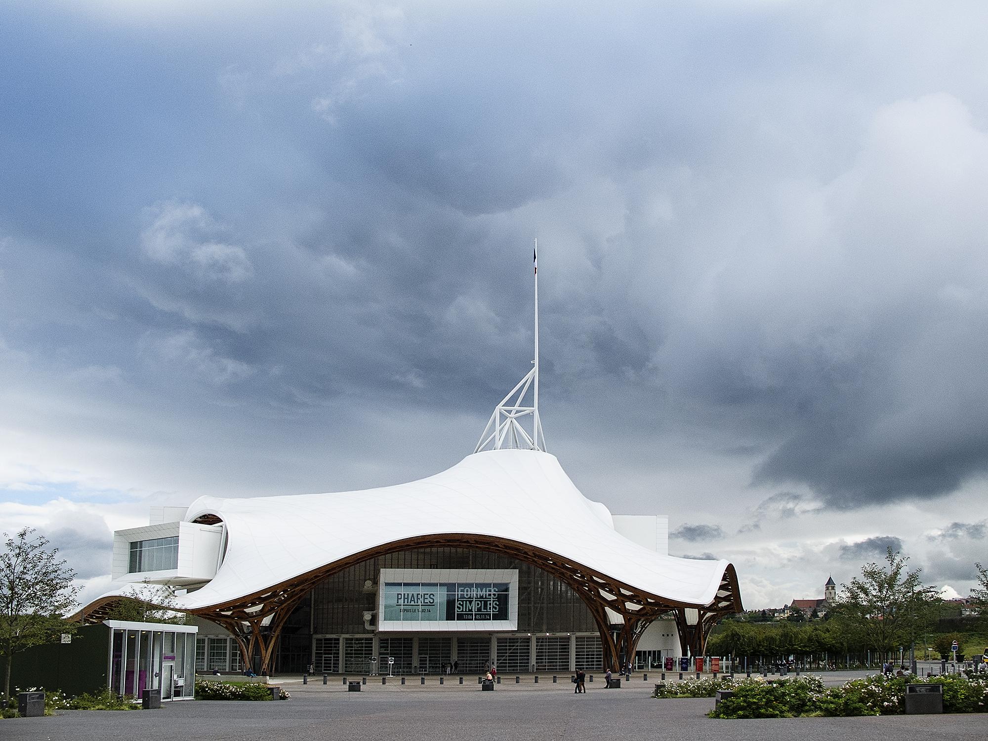 Metz, Centre Pompidou