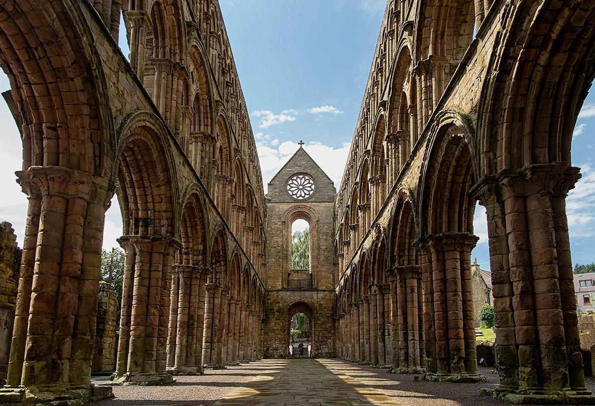 Abbey, Jedburgh, Scotland