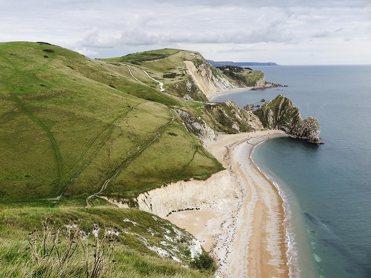 Jurissic Coast, Dorset, England