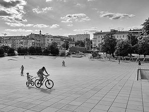 Photo 2 Szczecin Solidarity square 2000