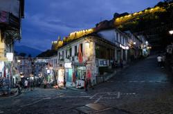 Gjirokaster, old town