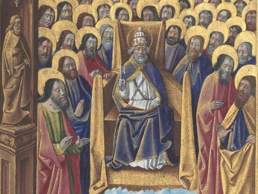 V - Le Pape : histoire et iconographie
