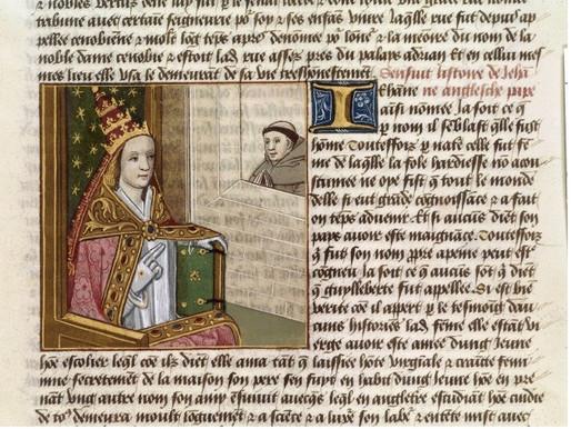 II - La Papesse : histoire et iconographie