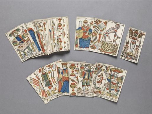Sait-on d'où viennent les cartes à jouer ?