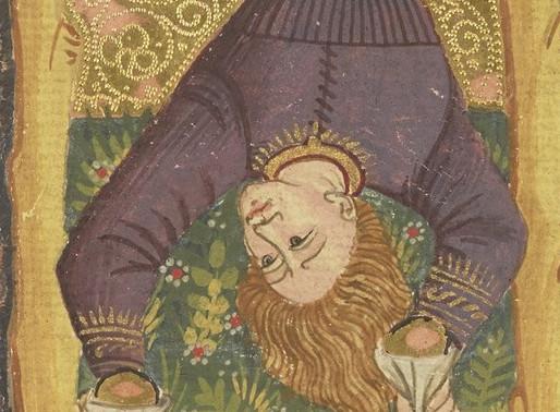 XII - Le peintre sauvé