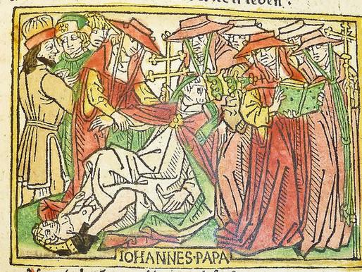 II - Histoire de la papesse Jeanne