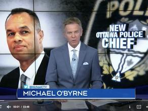 Meet Ottawa's New Police Chief