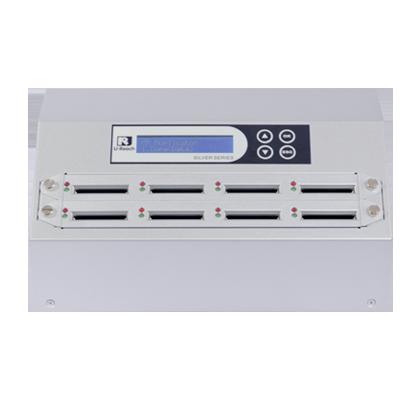Intelligent 9 Silver Series- CFAST Duplicator and Sanitizer