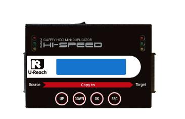 High Speed Series - Mini HS SATA HDD Duplicator