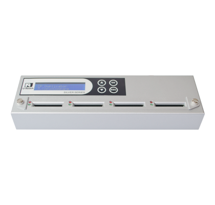 Intelligent 9 Silver Series- CF Duplicator and Sanitizer