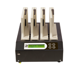 ITS-SAS Series SAS/SATA HDD/SSD Duplicator and Sanitizer