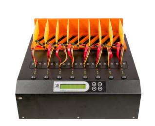 MTS Series - SAS & SATA HDD/SSD Duplicator and Sanitizer