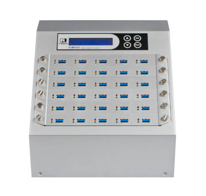 Intelligent 9 High-Speed Series- USB Duplicator and Sanitizer