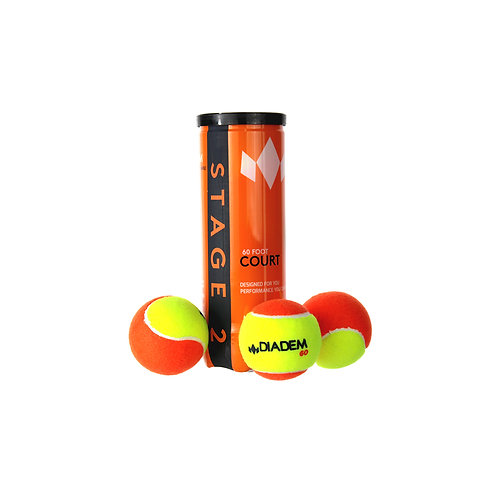 DIADEM STAGE 2 ORANGE DOT BALL -CAN