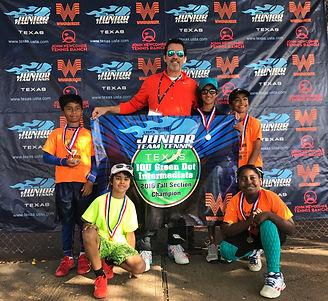 Junior Team Tennis, Zeze de Moura