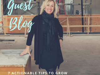 7 Key Actionable Tips to GROW your business: 2019 Marketing And Marketing Communications Forecasts F