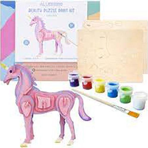 Build & Paint Unicorn