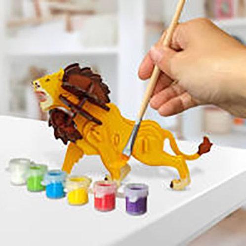 Build & Paint Lion