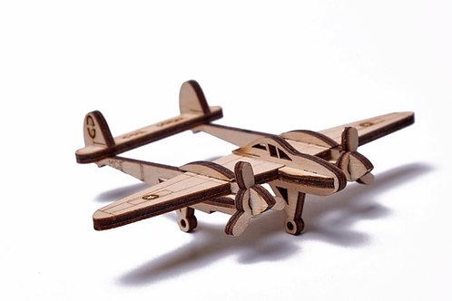 Mini Lightning Plane