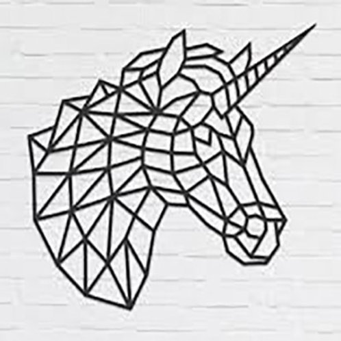 Unicorn Wall Puzzle