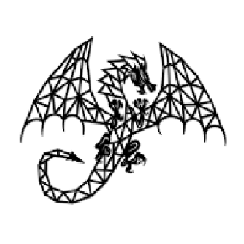 Dragon Wall Puzzle