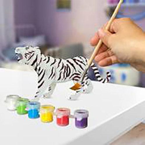 Build & Paint Tiger
