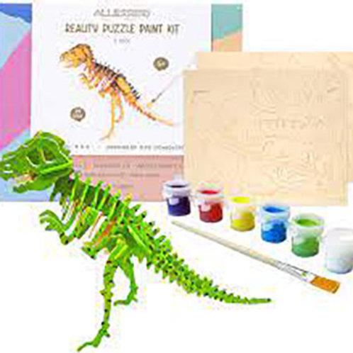 Build & Paint T Rex