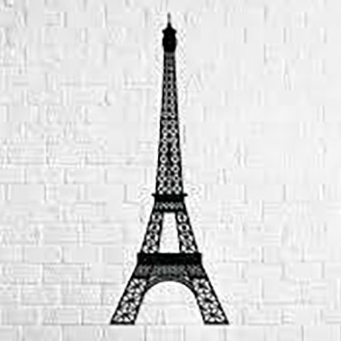 Eiffel Tower Wall Puzzle