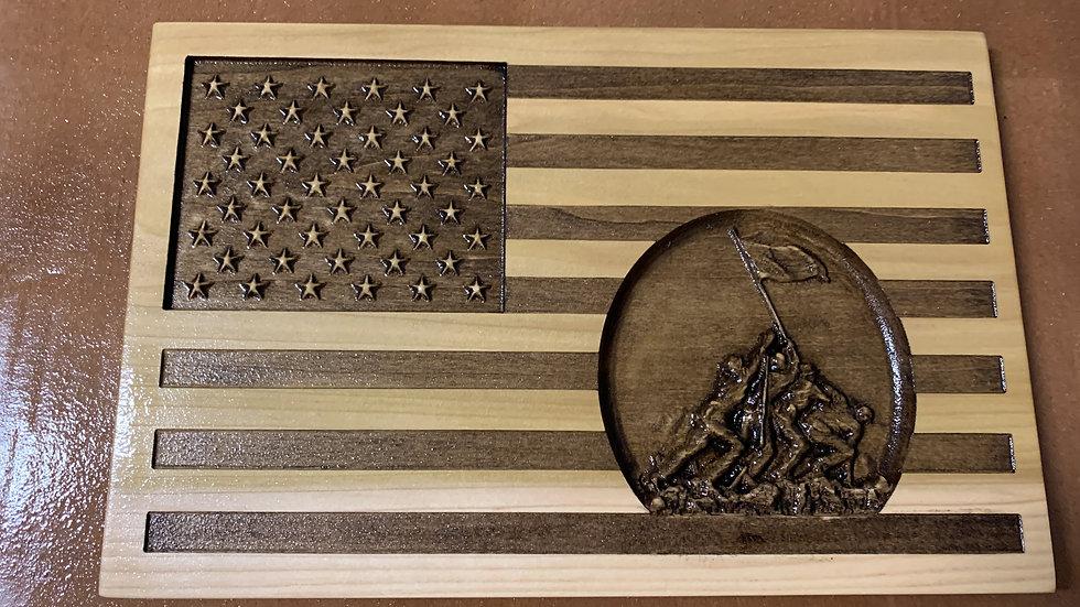 U.S. Iwo Jima Flag