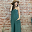 Thumbnail: smocked wide leg jumpsuit