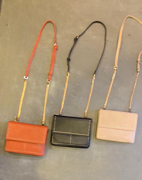 stud mini handbag