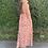Thumbnail: floral tie back midi dress