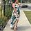 Thumbnail: Botanical garden maxi dress