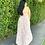 Thumbnail: muted bouquet maxi dress