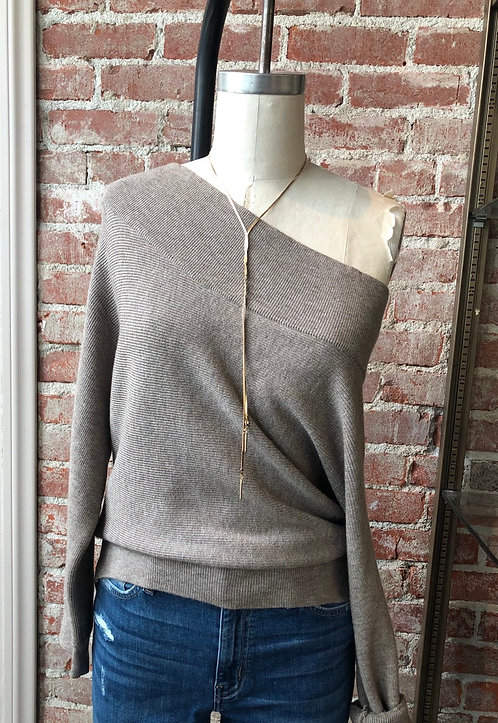 ribbed ots sweater