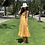 Thumbnail: bow tie back midi dress