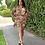 Thumbnail: watercolor floral mini dress