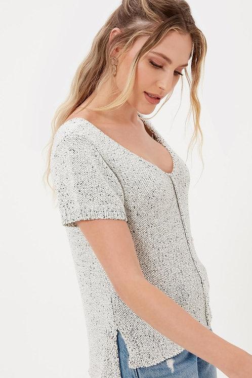 speckle back cutout