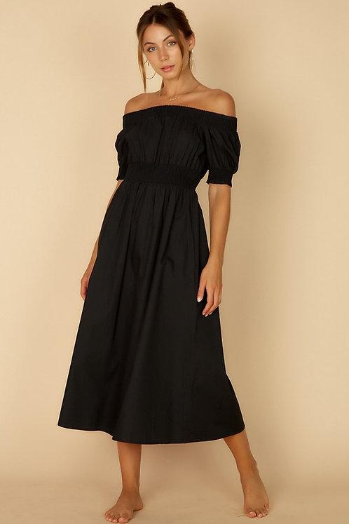 OTS midi dress