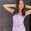 Thumbnail: Lavender fields slip dress