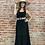 Thumbnail: eyelet tier maxi dress