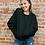 Thumbnail: oversize terry sweatshirt