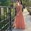 Thumbnail: vintage rose maxi dress